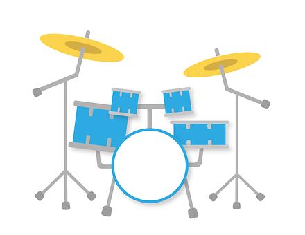 Drums, Music, Drum, Band, Instrument, Drummer, Sound