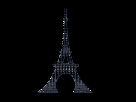 Tower, Eiffel Tower, Paris, France, Tourism, Building