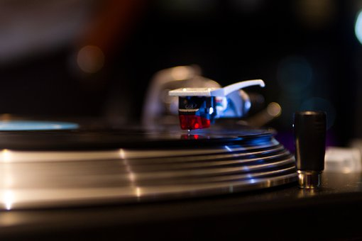 Turntable, Electronics, Music, Dj, Entertainment, Mixer