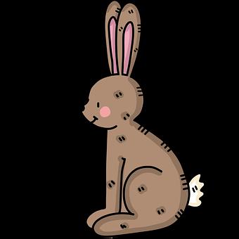 Rabbit, Hare, Easter, Brown Rabbit