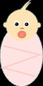 Baby, Girl, Blonde, Shower, Infant, Newborn, Baby-girl