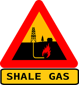 Ecology, Pollution, Warning, Shale, Gas, Shale Gas