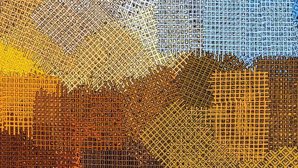Color, Colors, Abstract, Yellow, Brown