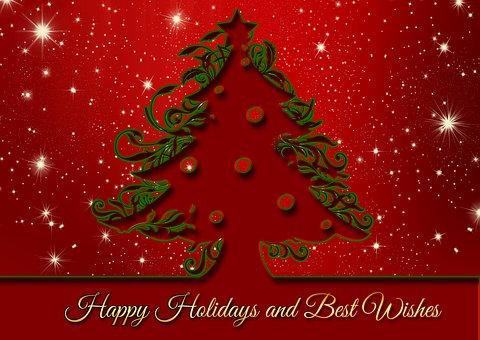 Christmas, Holidays, Greetings, Atmosphere, Advent