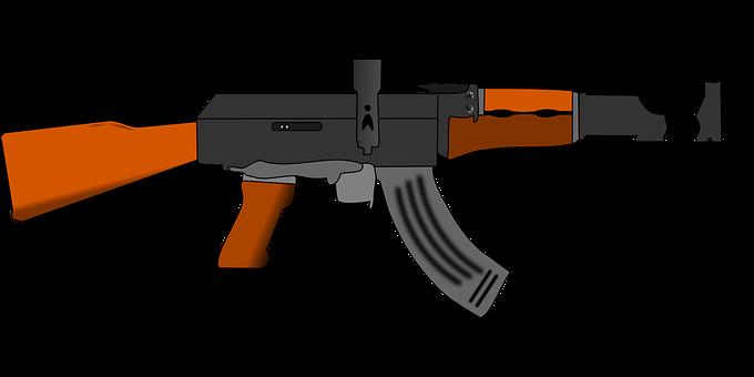 Gun, Army, Militia, Rifle, War, Weapon