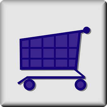 Cart, Grocery, Store, Push Cart, Trolley