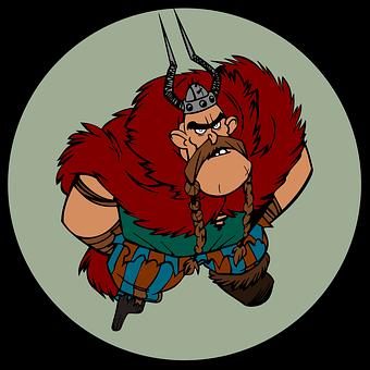 How To Train Your Dragon, Comics, Vikings