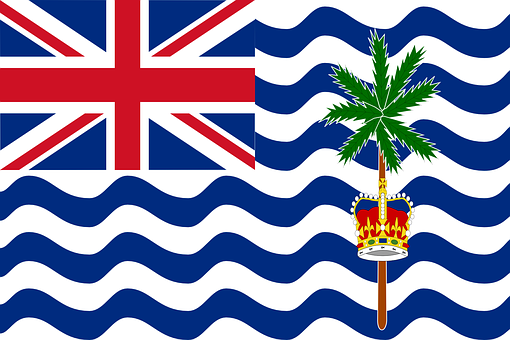 British Indian Ocean Territory, Flag, National Flag
