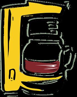 Coffee, Maker, Pot, Drip, Auto, Caffeine, Electric