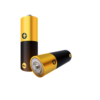 Vector Graphic, Batteries, Battery, Electrical