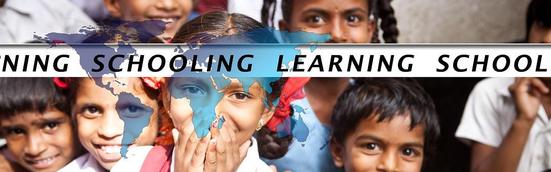 Learn, Write, Children, Happy, Smile