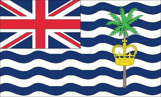 Flag, Country, British Indian Ocean Territories