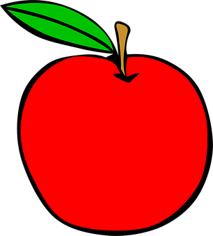Apple, Red, Food, Fruit, Healthy, Nature
