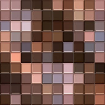 Tiles, Ceramic, Wall Decoration, Headboard, Mosaics