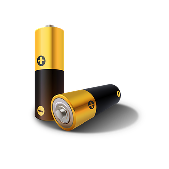 Batteries, Png Transparent, Transparent, Battery