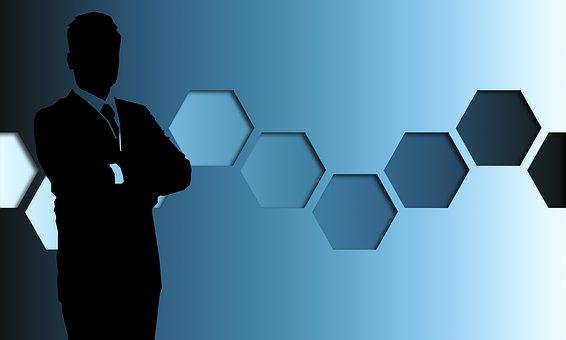 Business, Technology, Workplace, Internet, Businessman