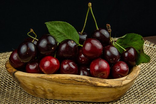 Cherries, Fruit, Nature, Red, Food
