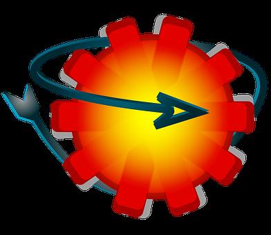Wheel, Logo, Icon, Symbol, Design, Free Vector