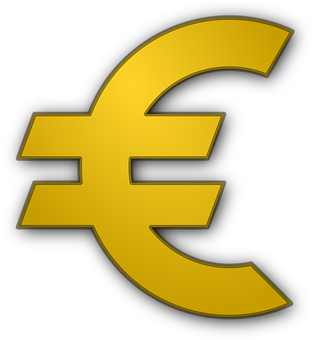 Euro, Money, Symbol, Currency, Europe, Sign, Yellow