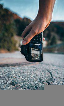 Camera, Hand, Photography, Photographer, Picture