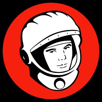 Cosmonaut, Yuri Gagarin, Russian, First, Soviet, Space