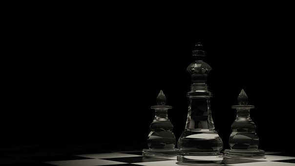Chess, Alone, King, Wallpaper, 4k, 8k, Hd, Uhd