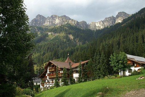 Austria, Tyrol, Mountains, Mountain Holidays, Hiking