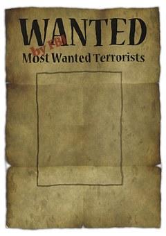 Fact Sheet, Wanted, Fbi, Terrorist