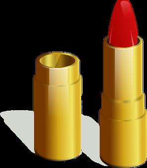 Lipstick, Lip Gloss, Cosmetics, Beauty, Makeup, Woman