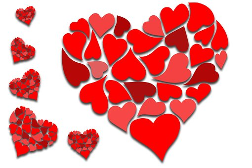 Valentines Day, Heart, Love, Valentine, Romance, Red