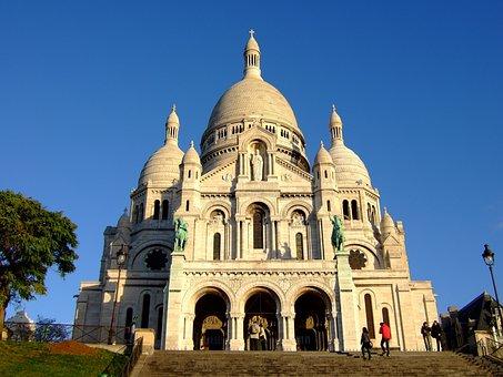 Sacre Couer, Sacré-cœur Basilica, Sacré-cœur, Basilica