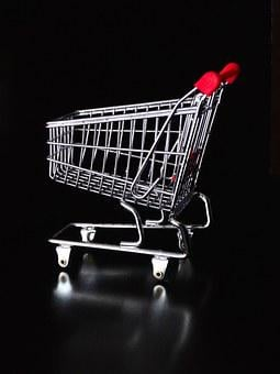 Dare, Shopping Cart, Basket, Bassinet, Purchasing
