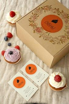 Cupcakes, Cake, Pastry Shop