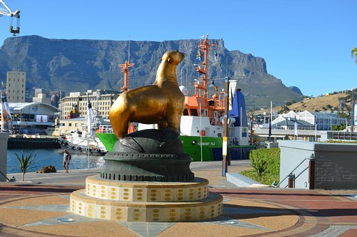 Cape Town, Table Mountain, V A Waterfront, Hotel