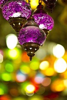 Lantern, Turkish Culture, Souvenir, Electric Lamp