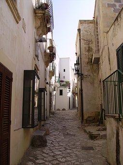 Otranto, Puglia, Italy, Salento, Historical Centre