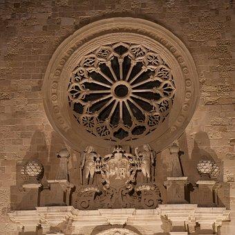 Puglia, Otranto, Salento, Italy, Monument, Church