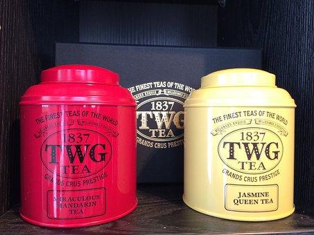 Chaguan, Tea, Tank, Package