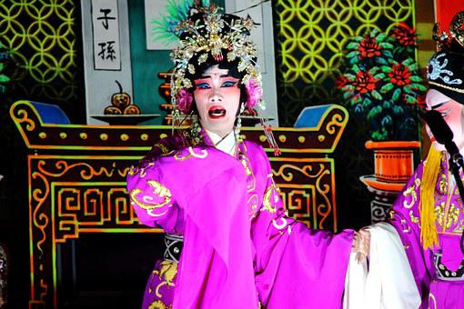 Actor, Chinese, Play, Opera, People, Asian, Costume