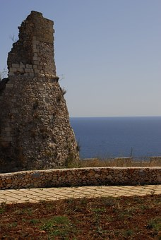 Torre, Coastal Tower, Salento, Puglia, Nelsalento, Sea