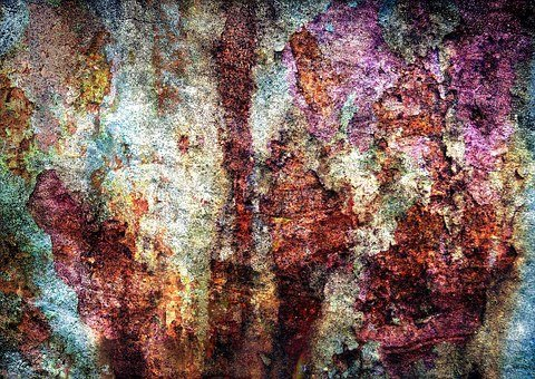 Rust, Abstract, Colorful, Grunge, Rustic, Texture, Old