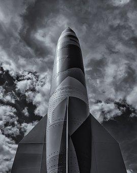 Poland, Carpathian, Scar, Historical Park, Rocket, V-2