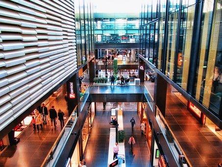 Shopping Centre, Shoopingmall, Mall, Shopping