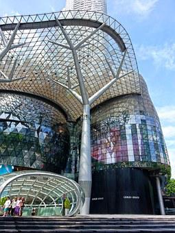 Singapore, Ion Orchard, Orchard Road, Shopping