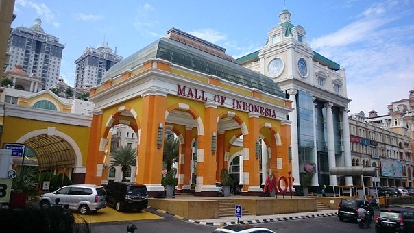 Mall Of Indonesia, Moi, Shopping Mall, Indonesia