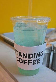 Coffee, Drinks, Standing Coffee, Highlight