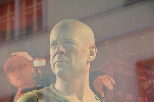 Bruce Willis, Actor, Figure, Star