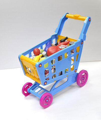 Toy Shopping Cart, Child Shopping Carts