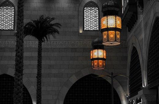Lights, Travel, Dubai, Uae, Mall, Shopping