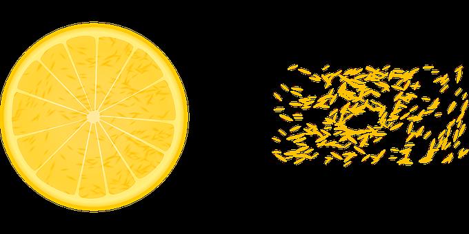 Lemon, Citron, Citrus, Food, Fruit